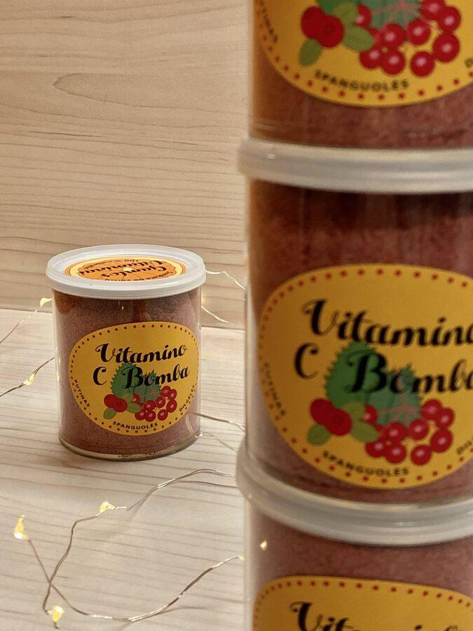 Vitamino C bomba (~130 g)